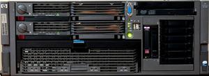 Servidores HP Proliant DL580 G4