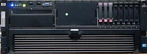 Servidores HP Proliant DL580 G5